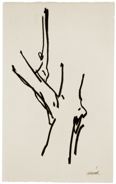 Dessin d'arborescence n° 12