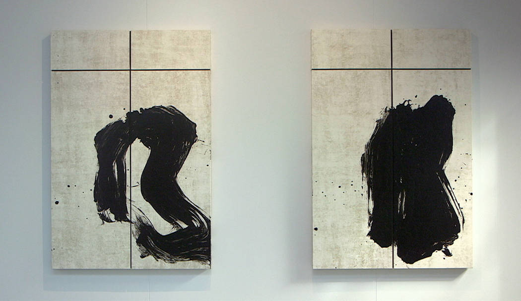 L'Homme en prière I and II
