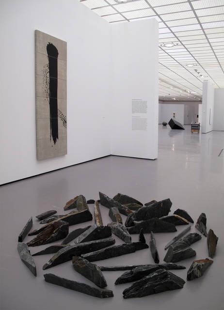 Fabienne Verdier - Group exhibition at Kunsthaus, Zurich
