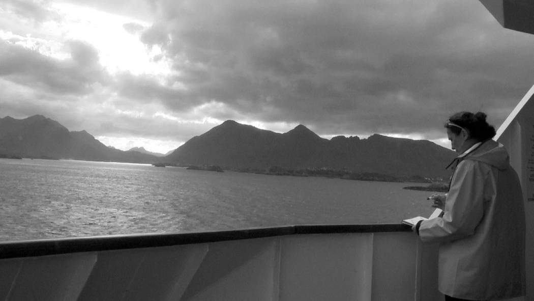 Memories of Norway, Interview of Fabienne Verdier