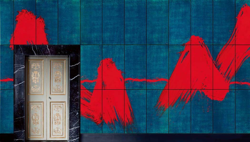 Fresque Torlonia, Opus II