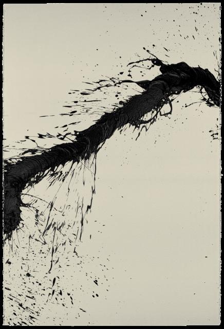Serie Walking - painting, Solo n° 02