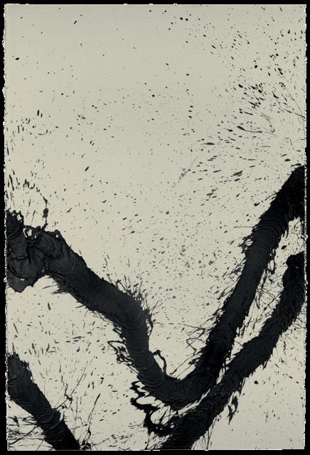 Serie Walking - painting, Solo n° 04