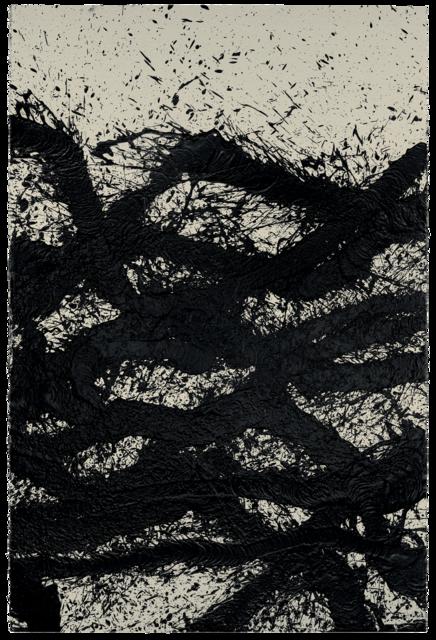 Serie Walking - painting, Solo n° 05