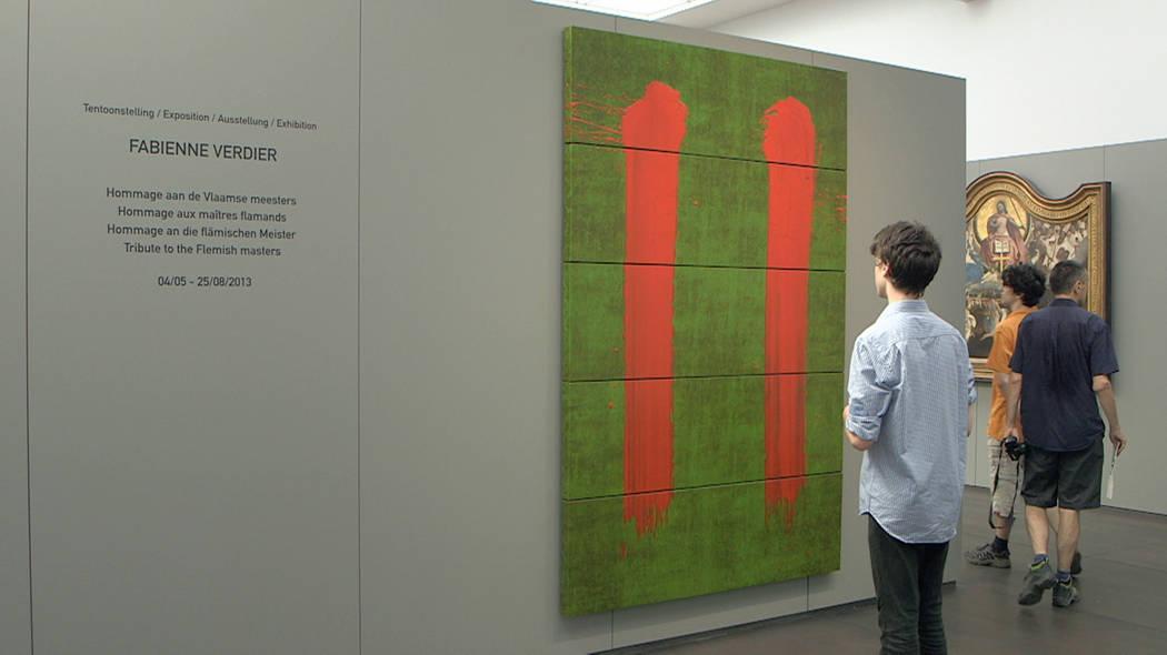 Fabienne Verdier - Groeninge museum