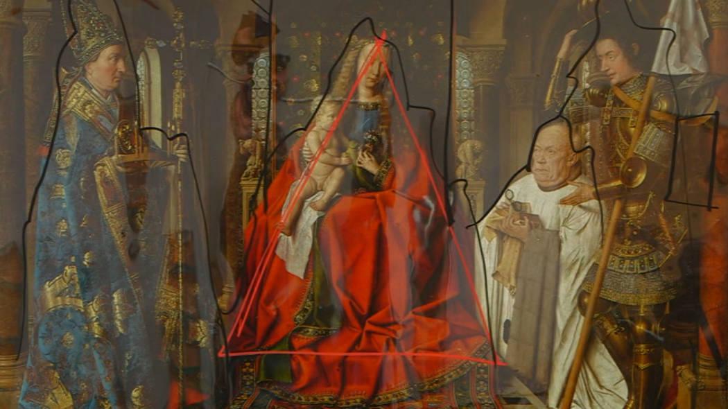 ouverture Vierge au chanoine