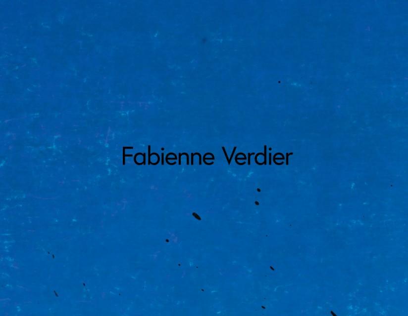 Fabienne Verdier - L'Œil écoute