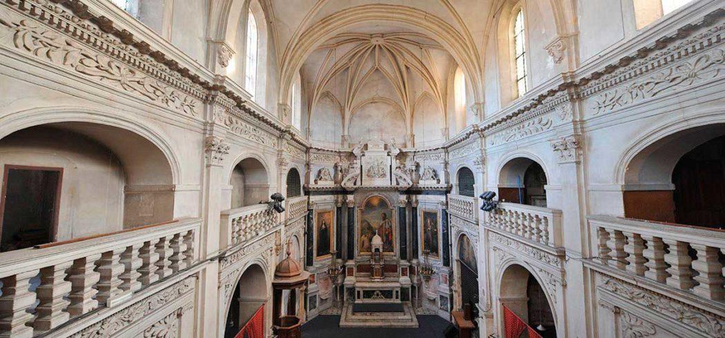 Fabienne Verdier - Chapelle de la visitation, Aix en provence