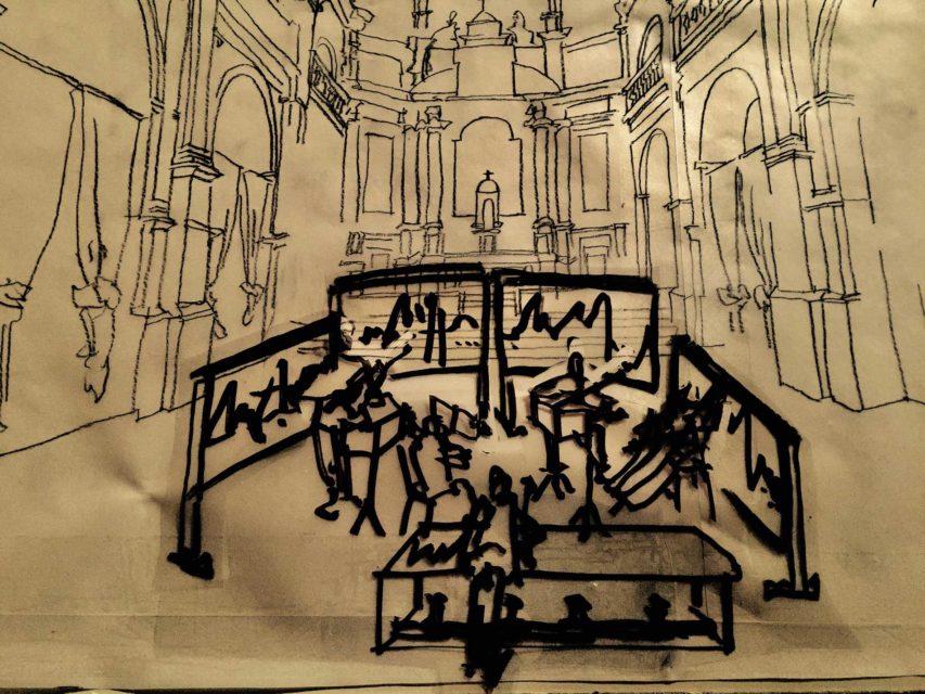 Fabienne Verdier - Chapelle de la Visitation