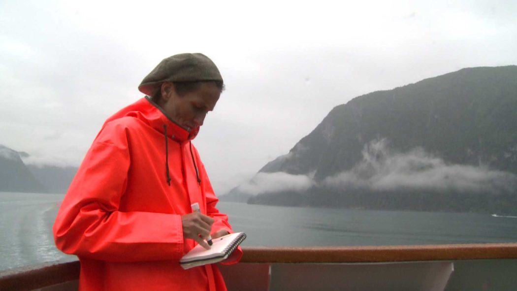 Fabienne Verdier - Memories of Norway, Interview of Fabienne Verdier
