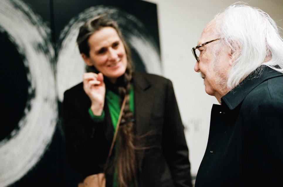 Fabienne Verdier - Fabienne Verdier and Alain Rey