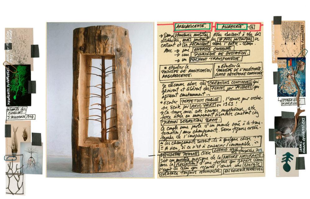 Arborescence - Allégorie, Planche n° 3