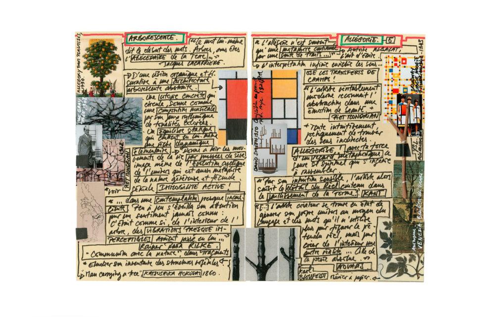 Arborescence - Allégorie, Planche n° 5
