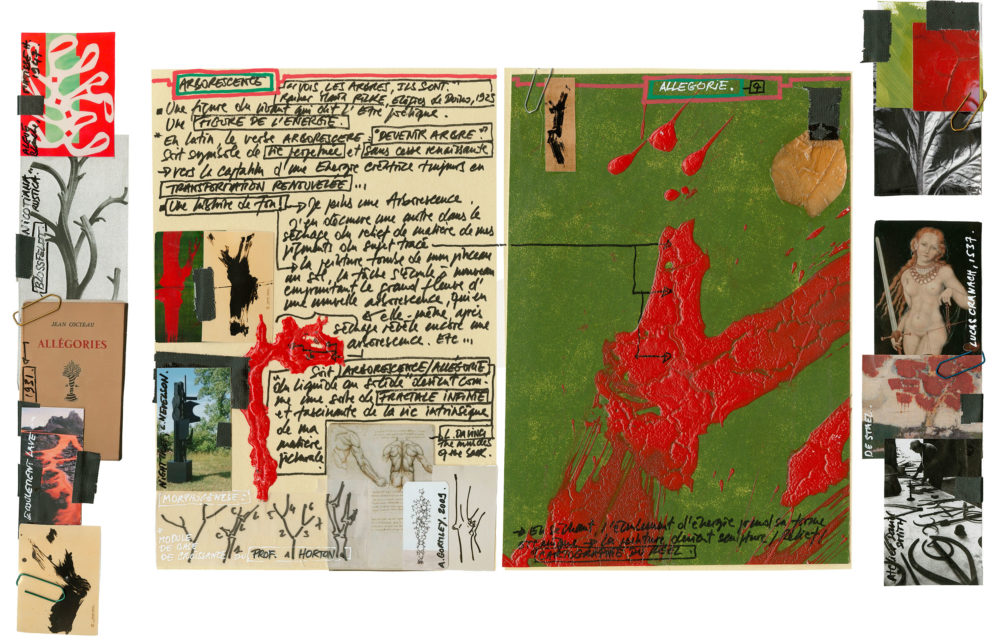 Arborescence - Allégorie, Planche n° 7