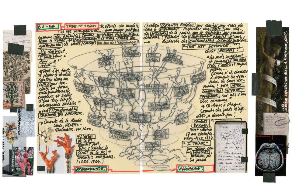 Arborescence - Allégorie, Planche n° 8