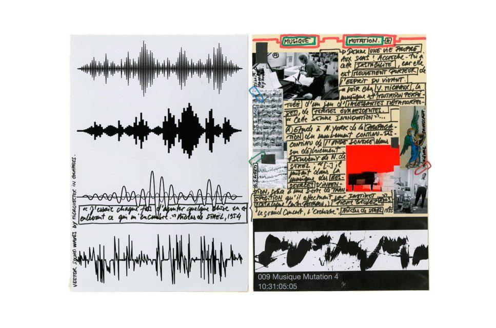 Musique - Mutation, Planche n° 4