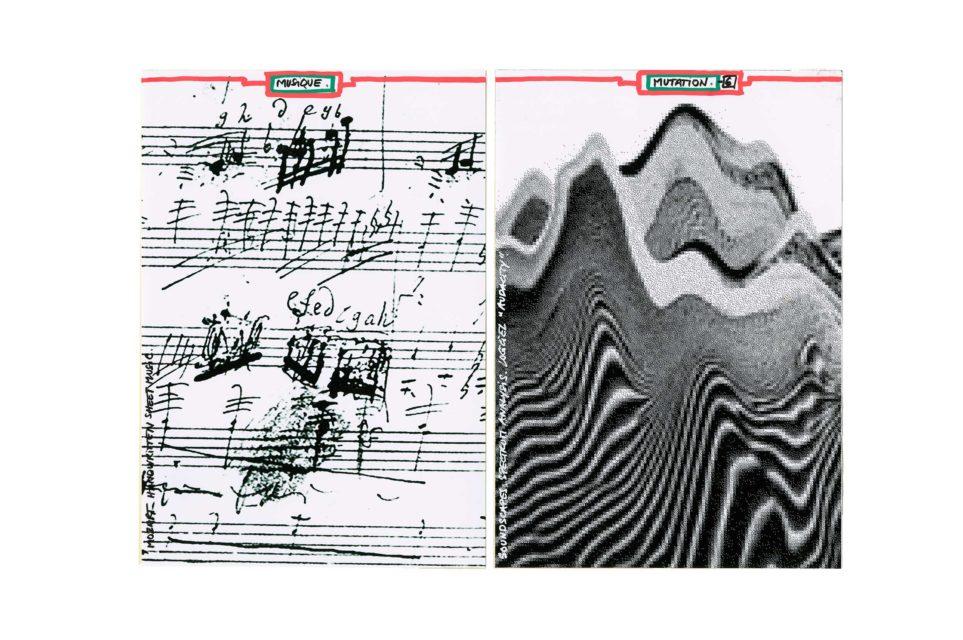 Musique - Mutation, Planche n° 6