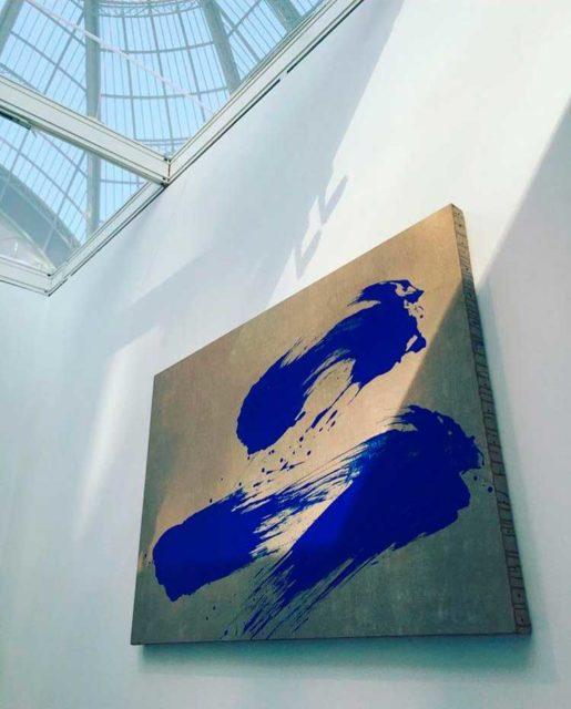 Fabienne Verdier - Fiac, Waddington Custot Gallery stand