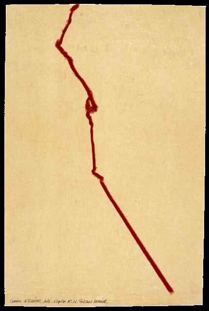Carrières de Bibémus, esquisse n°26