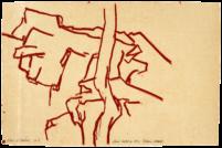 Rochers de Bibémus, étude n°02
